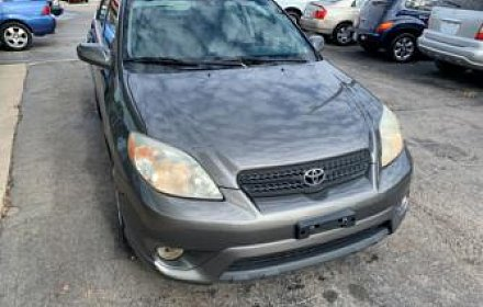 2006 Toyota Corolla Matrix XR